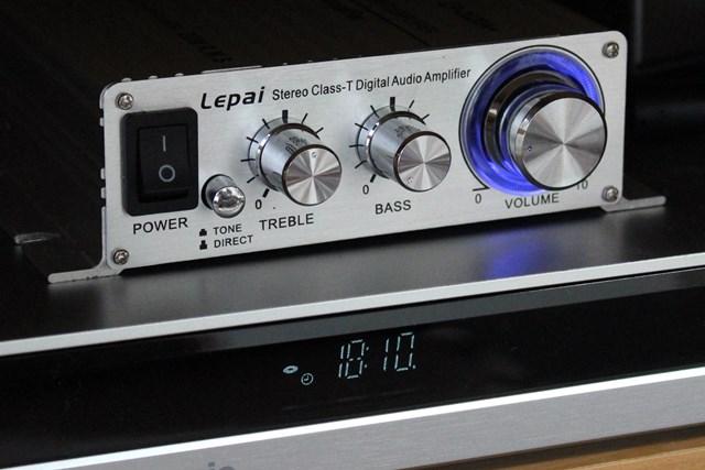 LP-2020A LEDの光量低減済み